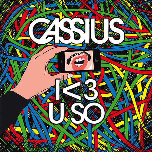 The Rawkers (I <3 U SO Edition) de Cassius