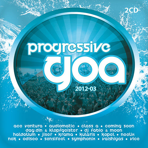 Progressive Goa 2012 Vol.3 von Various Artists