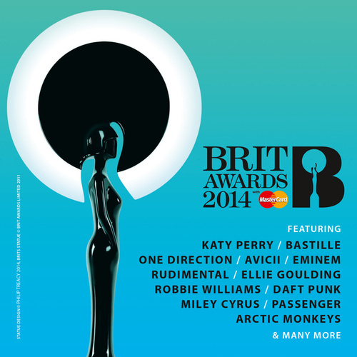 The BRIT Awards 2014 by Various Artists