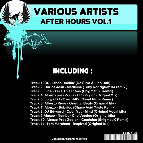 After Hours Vol.1 - EP de Various Artists