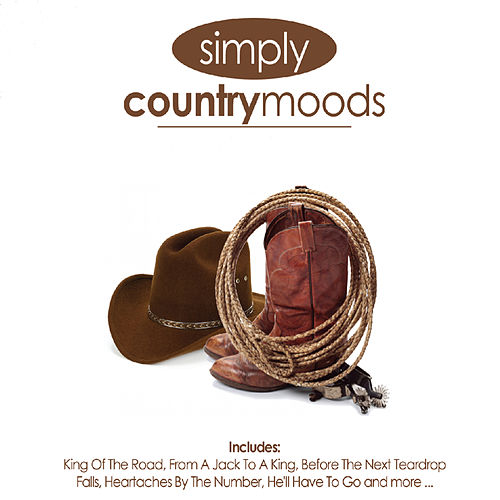 Simply Country Moods von Various Artists