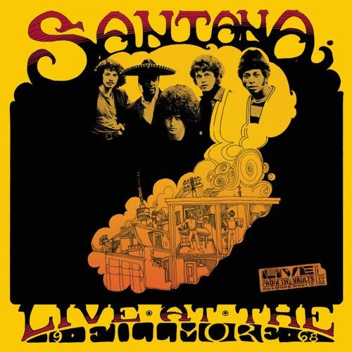 Live At The Fillmore '68 de Santana