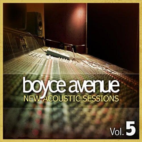 New Acoustic Sessions, Vol. 5 de Boyce Avenue