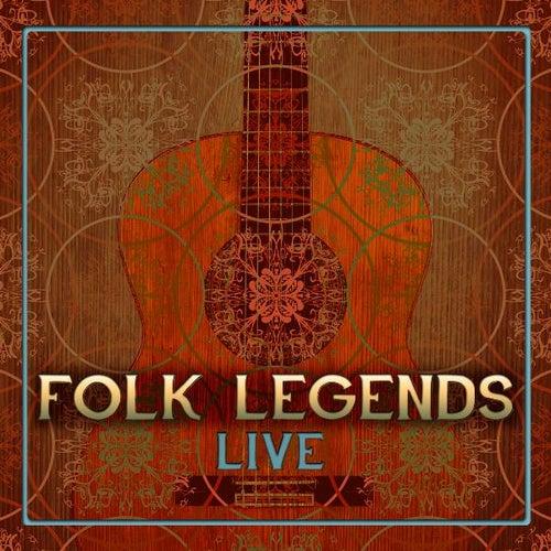 Folk Legends Live de Various Artists