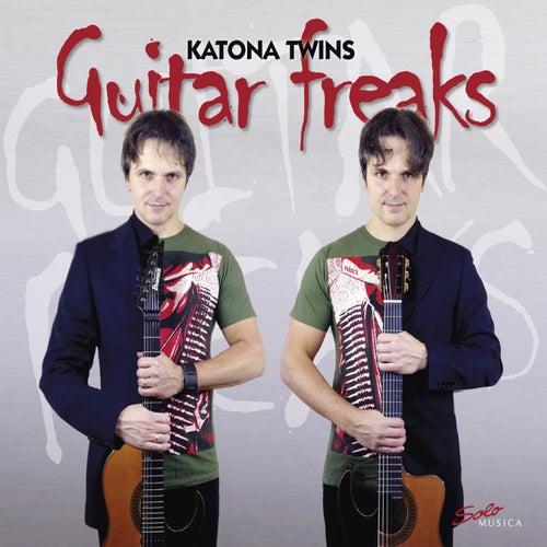 Guitar Freaks von Katona Twins