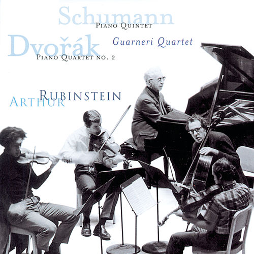 Rubinstein Collection, Vol. 66: Dvorák: Piano Quartet; Schuman: Piano Quintet de Arthur Rubinstein