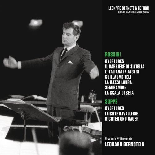 Rossini - Ouvertures de New York Philharmonic