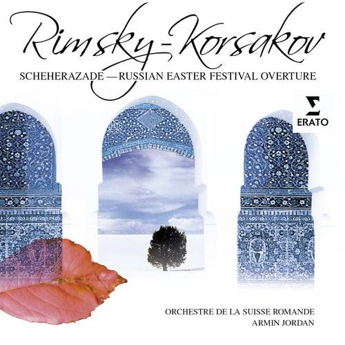 Rimsky-Korsakov: Sheherazade von Orchestre de la Suisse Romande
