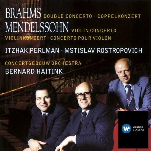 Brahms & Mendelssohn: Concertos by Royal Concertgebouw Orchestra