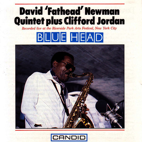 Blue Head van David 'Fathead' Newman