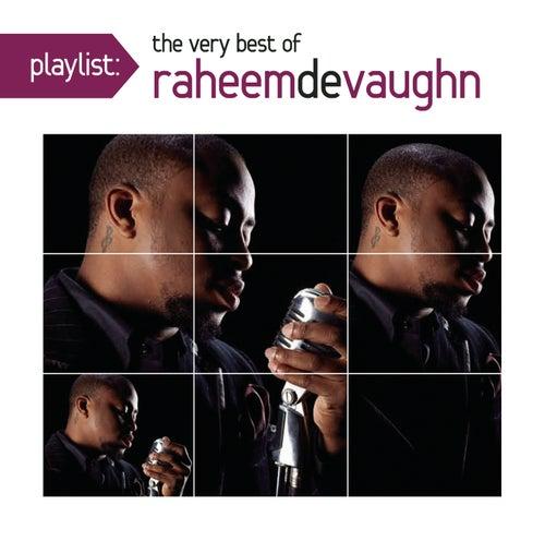 Playlist: The Very Best Of Raheem DeVaughn by Raheem DeVaughn