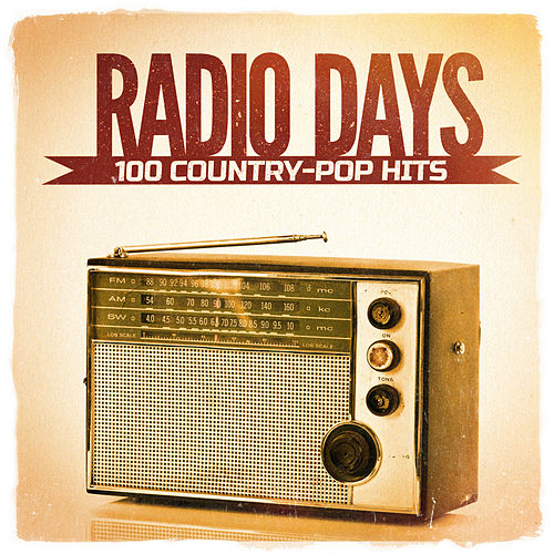 Radio Days, Vol. 3: 100 Country-Pop Hits aus den 60er und 70er Jahren by Various Artists