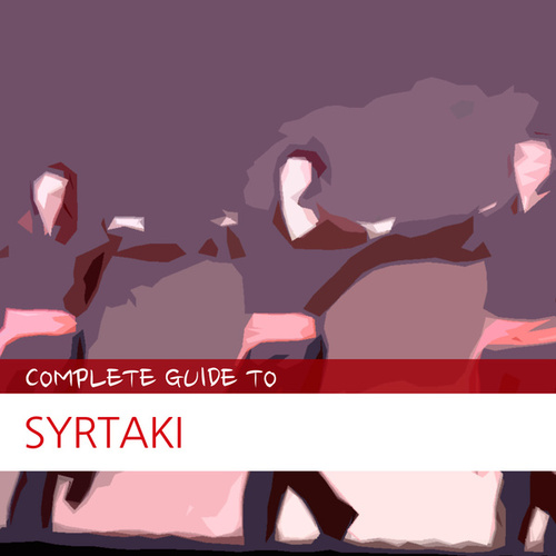Rough Guide to Syrtaki by Bouzouki Kings