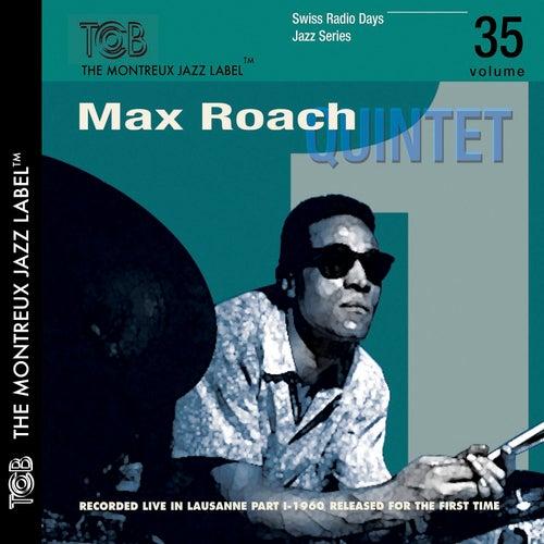 Swiss Radio Days Jazz Series Vol. 35 de Max Roach