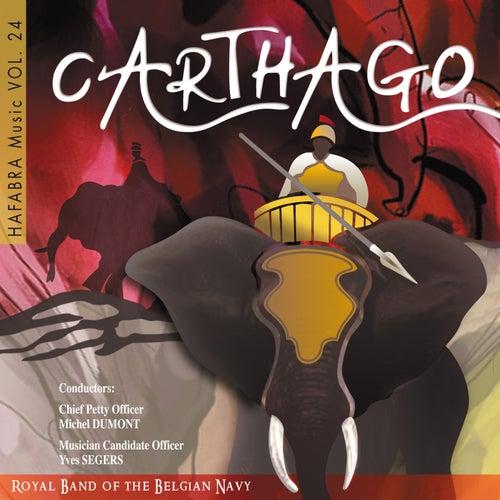 Carthago von Belgian Navy Band