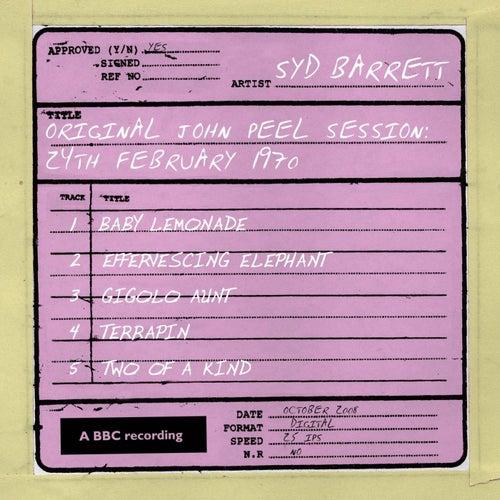 Original John Peel Session: 24th February 1970 de Syd Barrett