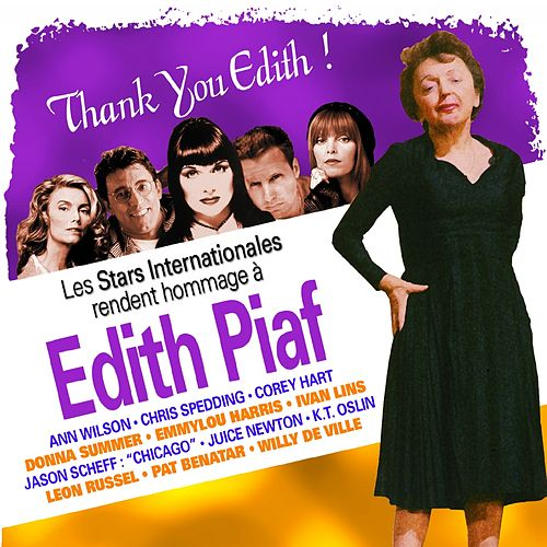 Thank You Edith! (Tribute to Edith Piaf) von Various Artists