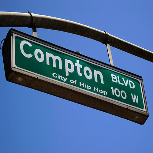 Compton Blvd City of Hip Hop (The Ultimate Collection!) von Various Artists