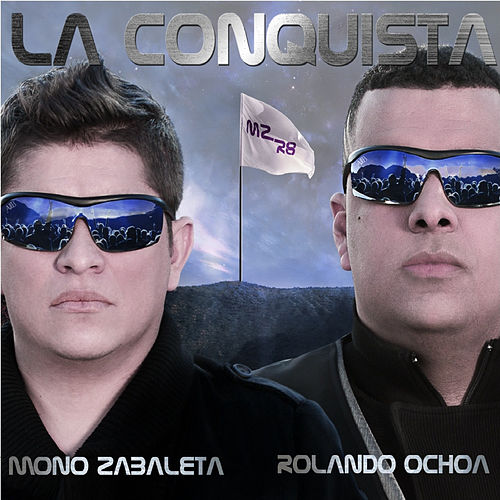 La Conquista von Mono Zabaleta