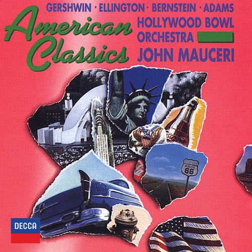 American Classics by Hollywood Bowl Orchestra