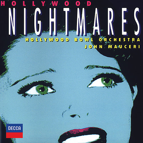 Hollywood Nightmares de Hollywood Bowl Orchestra