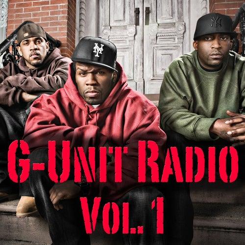 G-Unit Radio, Vol. 1 de Various Artists