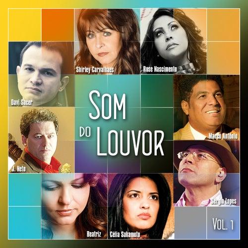 Som do Louvor Vol.1 de Various Artists
