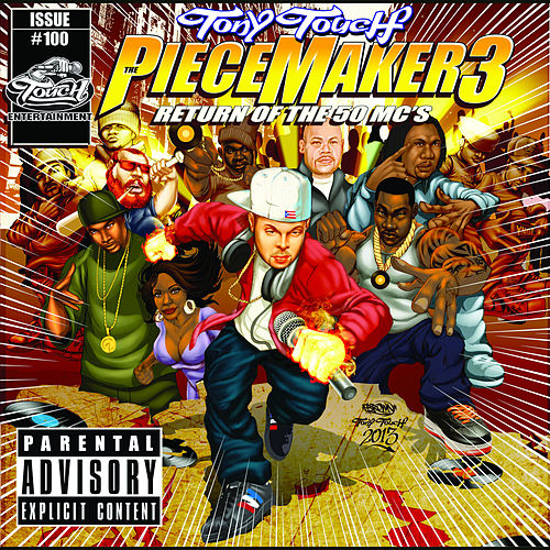 The Piece Maker 3: Return of the 50 Mcs de Tony Touch