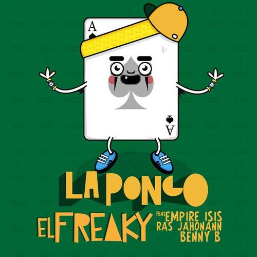 La Pongo von Freaky