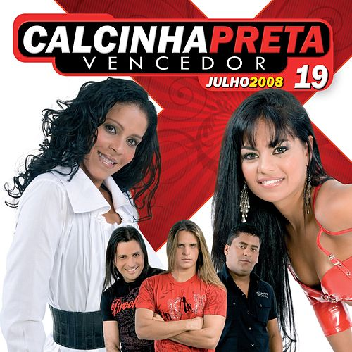 Vencedor, Vol. 19 by Calcinha Preta