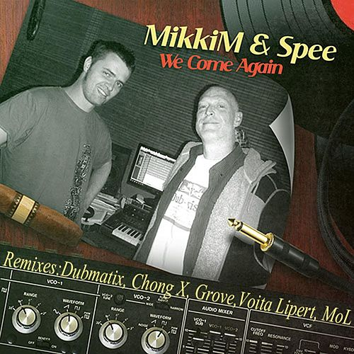 We Come Again (EP) by Mikkim