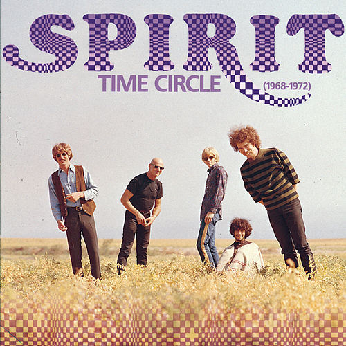 Time Circle (1968-1972) von Spirit