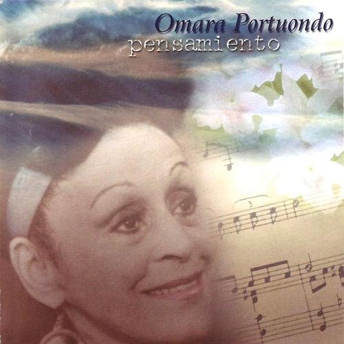 Pensamiento de Omara Portuondo