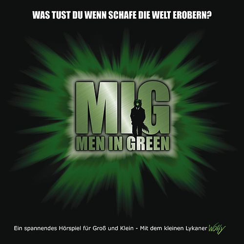 MIG - Men in Green de Kim Jens Witzenleiter