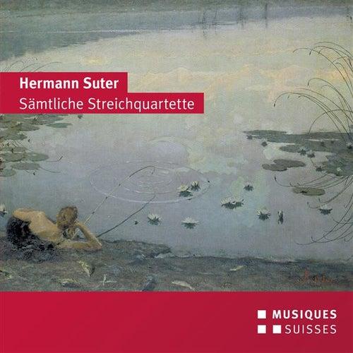 Suter: Sämtliche Streichquartette by The Beethoven Quartet
