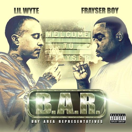 B.A.R. (Bay Area Representatives) by Frayser Boy