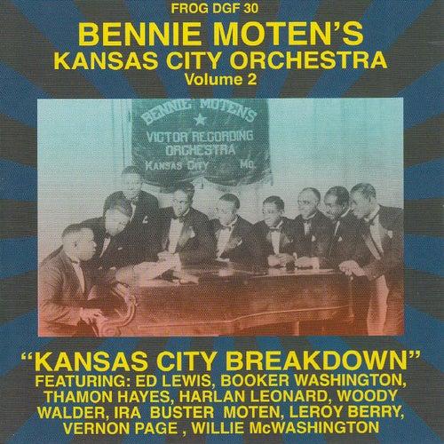 Kansas City Breakdown von Bennie Moten