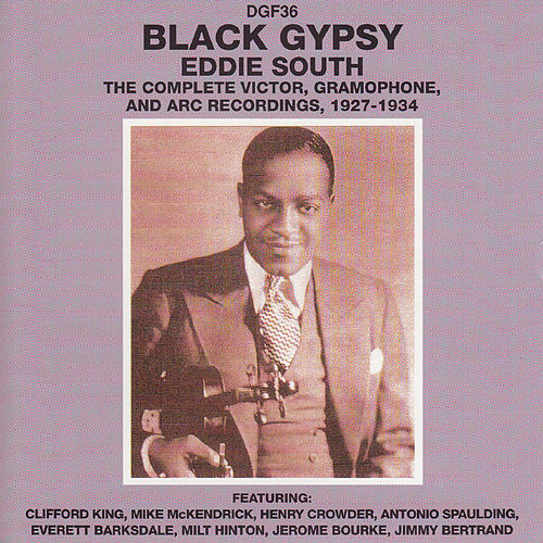 Black Gypsy de Eddie South