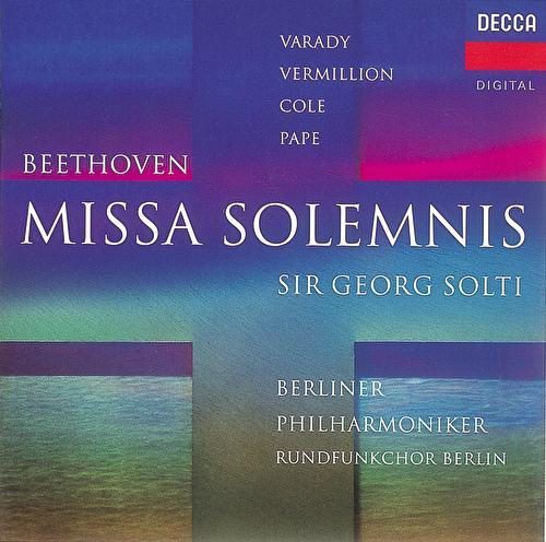 Beethoven: Missa Solemnis di Iris Vermillion