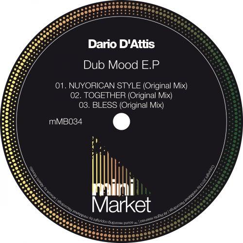 Dub Mood - Single de Dario D''attis