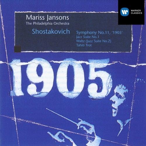 Shostakovich: Symphony No 11 etc. di Philadelphia Orchestra