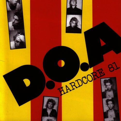 Hardcore '81 de D.O.A.