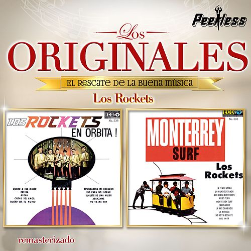Los Originales de The Rockets
