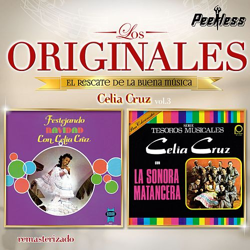 Los Originales Vol. 3 de Celia Cruz