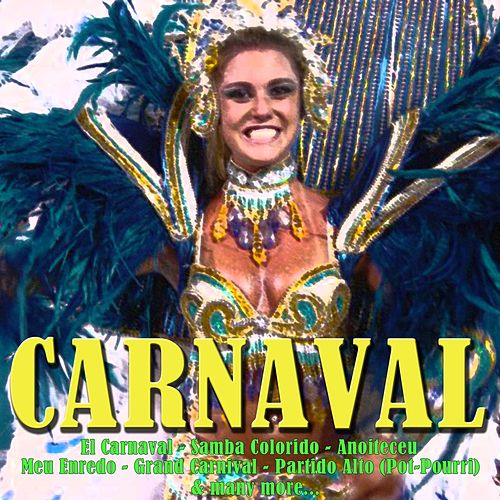 Carnaval (Top Hits Brasil: Music For Carnival Party) de Various Artists