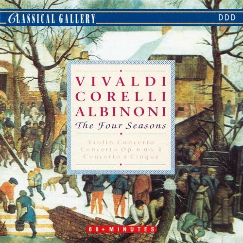 Vivaldi, Corelli, Albinoni by Various Artists