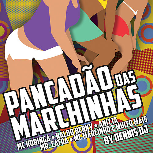 Pancadão das Marchinhas de Various Artists