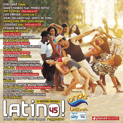 Latino 45 von Various Artists