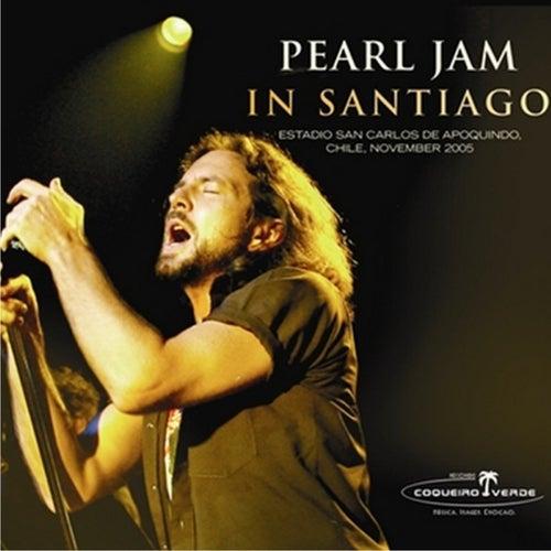 In Santiago (Live) de Pearl Jam
