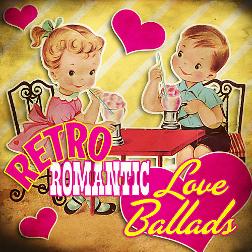 Retro Romantic Love Ballads de Various Artists